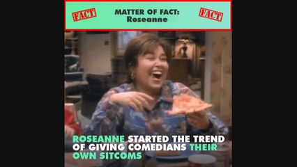 Roseanne is returning to tv for a limited run! Here are some facts you probably didn't know about the original show!