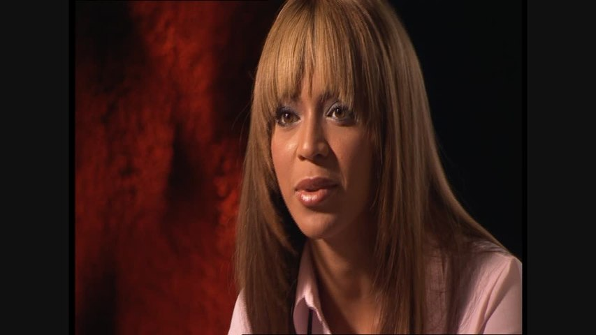 Beyonce Interview 5