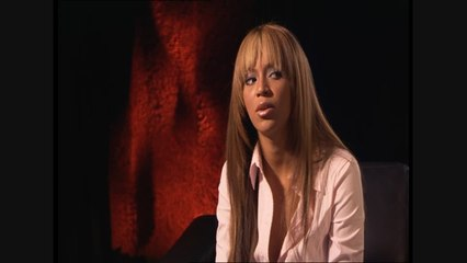 Beyonce Interview 7