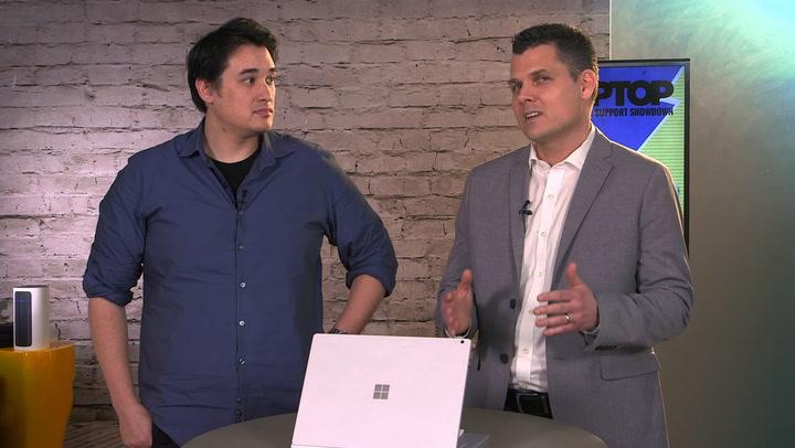 Tech Support Showdown: Microsoft