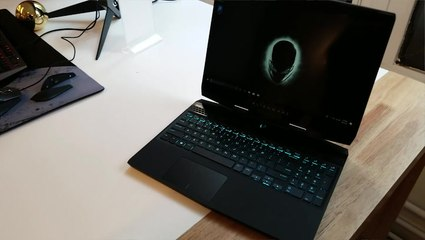 LAlienware Goes Super Thin with M15 Laptop