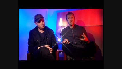 Coldplay Interview 7
