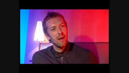 Coldplay Interview 3