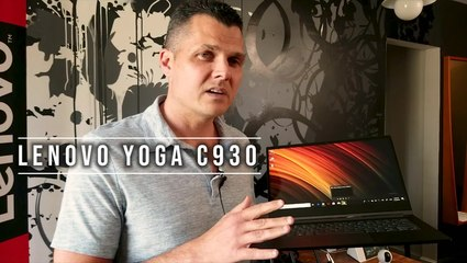 Lenovo Yoga C930 Hands-On: Meet The New 2-in-1 King