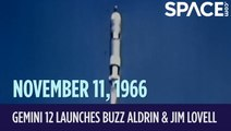 OTD in Space - Nov. 11: Gemini 12 Launches Buzz Aldrin and Jim Lovell Into Orbit