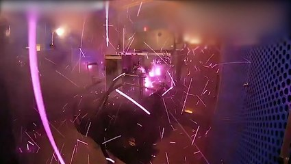 A 1,200 Tesla Magnet Blows the Doors off of its Containment Room
