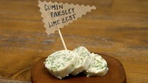 Cumin Parsley Lime Compound Butter