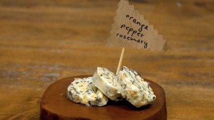 Orange Pepper Rosemary Compound Butter
