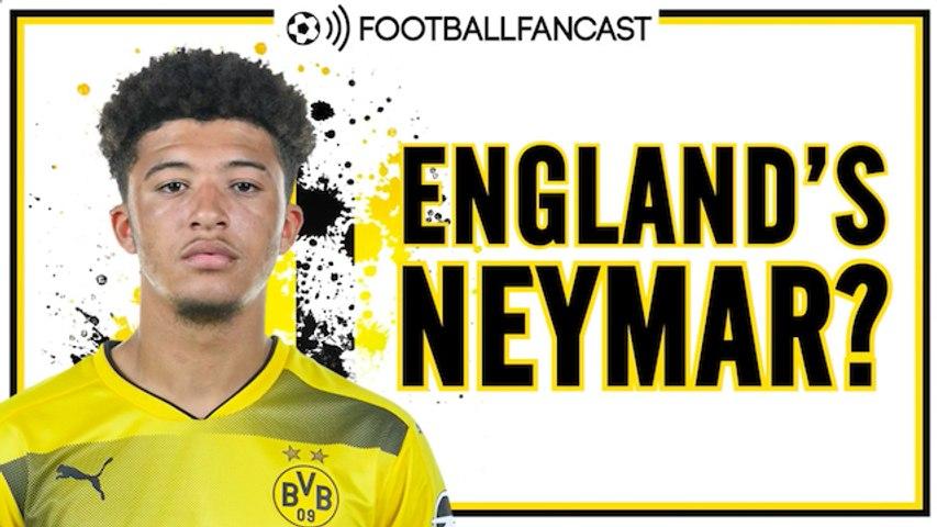Watch: Could Jadon Sancho Be England's Neymar?