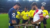 River 3 - 1 Boca - 2da Final de la Copa Libertadores - 1er Tiempo