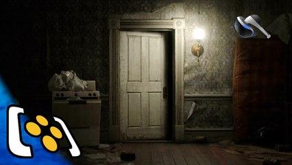 Resident Evil 7 - Scares in VR