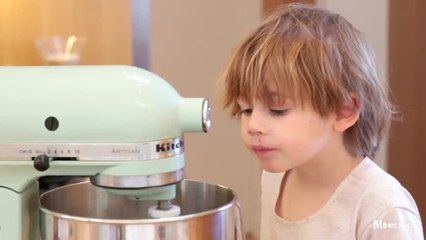 In the Kitchen With Amelia & Teddy: Super-Duper Oatmeal Cookies