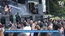 Prime Rock Brasil: Frejat fala da importância do resgate do rock nacional