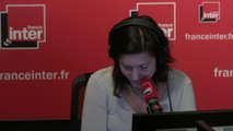 Karl Olive au micro de Mathilde Munos