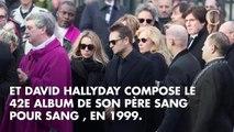 """""""Il se sentait coupable"""" : David Hallyday révèle l'un des plus grands regrets de son père, Johnny"""
