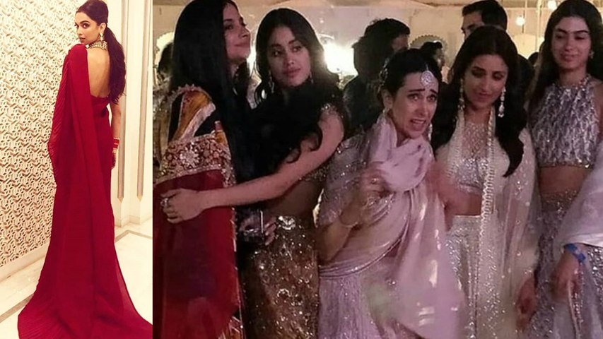 Isha Ambani Wedding: Bollywood Stars ने ऐसे की पार्टी में मस्ती | Boldsky