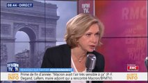 """Valérie Pécresse (LR): """"nous allons geler le passe Navigo pour les salariés et le passe Imagine R pour les étudiants"""