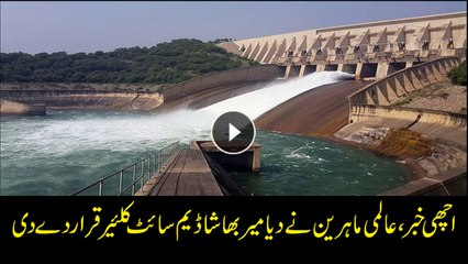 'Work on Diamer Bhasha dam to start next year; Chairman WAPDA