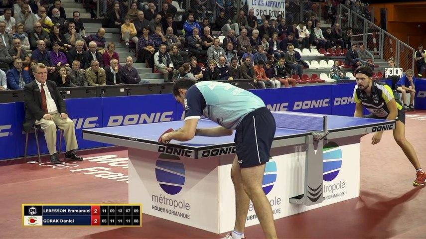 Épisode 1 - beIN SPORTS - PRO 2018/2019 : Rouen - La Romagne