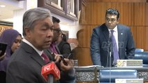 Zahid: Allowing Sivarraajh to attend Parliament is a victory to Malaysians