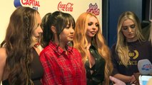 Little Mix reveal Christmas plans at Jingle Bell Ball