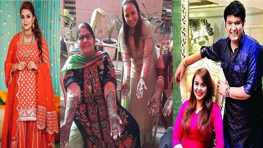 Kapil Sharma Ginni Wedding: That's how Kapil-Ginni celebrated their Mehendi ceremony | Boldsky
