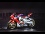 Honda CBR 1000RR Fireblade SP en Intermot 2016