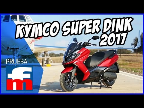 Nuevo KYMCO Super Dink 2017: Lo probamos
