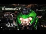 Kawasaki Versys-X 300 en el Salón EICMA 2016