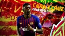 يورو بيبرز: حيرة برشلونة تدفع ليفربول الى شراء ديمبيلي بسعر منخفض