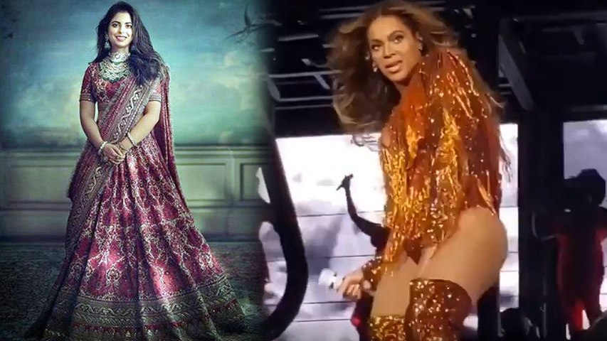 Isha Ambani Wedding: Private show fees of Beyonce will surprise you | Boldsky