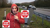 Stop Violence - Manif gilets jaunes