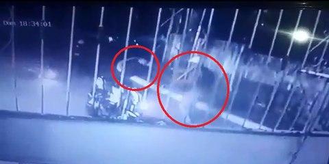 Agente de la PNC es herido durante enfrentamiento