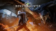 Monster Hunter World x The Witcher 3 : Collaboration Geralt de Riv