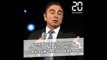 Affaire Carlos Ghosn: Le PDG de Renault inculpé pour dissimulation de revenus, sa garde à vue prolongée