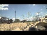 Carlos Sainz test Dakar 2015 Peugeot 2008 DKR