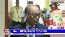 Diokno: Palace-submitted budget had no pork barrel