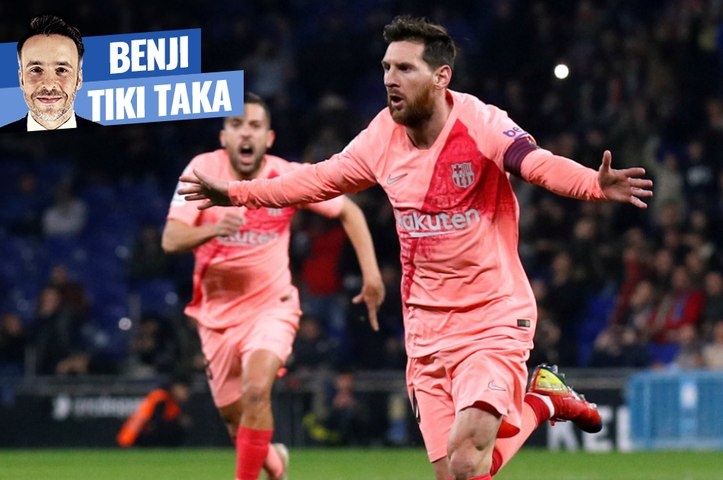 "Benji Tika Taka : ""Messi nous a éblouis !"""