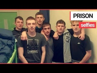 Brazen Prisoners Post Selfies and Cell Tour from Jail | SWNS TV