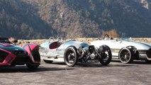 Test Driving Three Three-Wheeled Cars. Here's the Verdict.