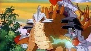 Dino-Riders - 10 - Titar pierde los estribos