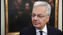 Didier Reynders, nouveau ministre de la Défense à la place de Sander Loones
