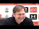 Ralph Hasenhuttl's First Press Conference After Becoming Southampton Manager - Cardiff v Southampton