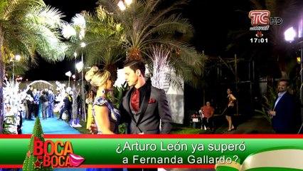 Fernanda y Ricardo responden a declaraciones de Arturo León