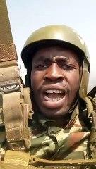 La dernière vidéo du soldat camerounais Rodrigue avant sa mort dans le conflit anglophone au Cameroun