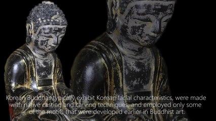 Amitabha Buddha Statue 1392-1910 C.E.