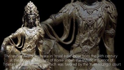 Seated Avalokiteshvara 1270–1392C.E.