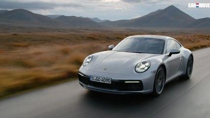 The 2020 Porsche 911