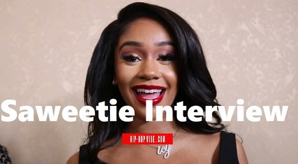 HHV Exclusive: Saweetie talks Black Excellence and success | Ebony Power 100