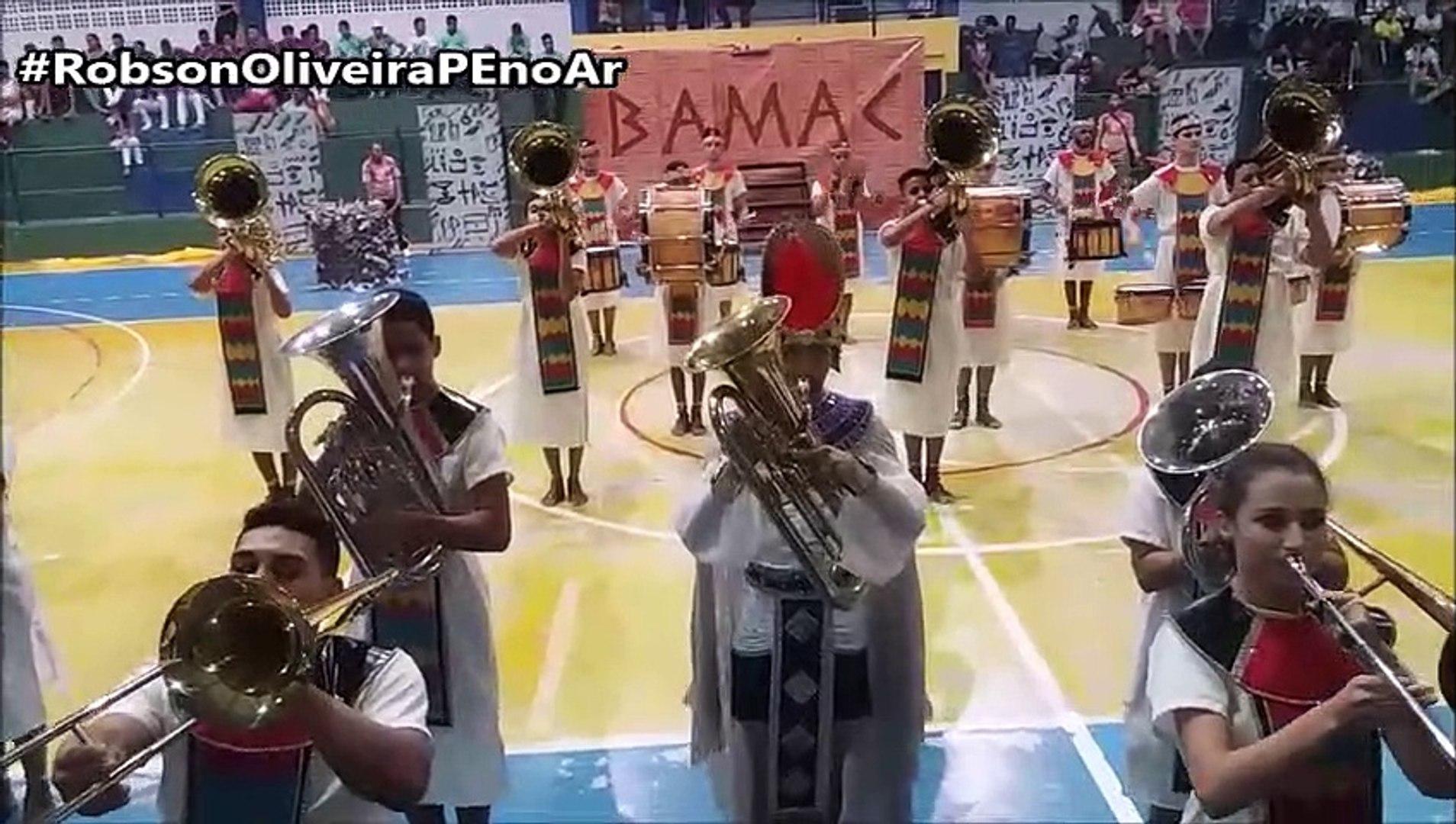 VI COPA NACIONAL DE CAMPEÃS BANDA SHOW BAMAC-CE